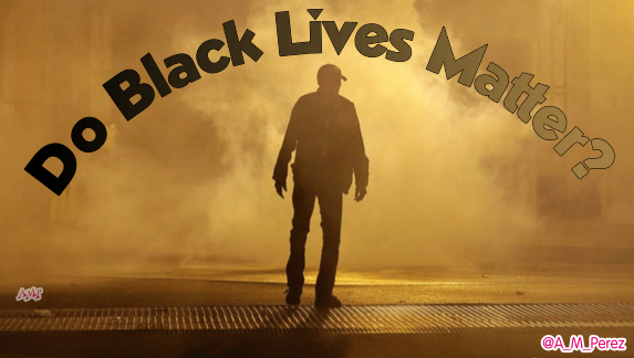 Do #BlackLivesMatter?