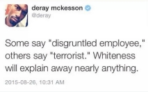 Deray Tweet