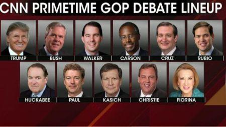 GOP Debate Number 2